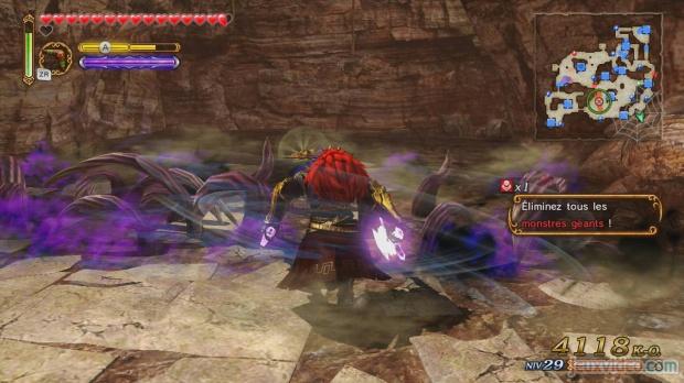 Mission 14 : Ganondorf