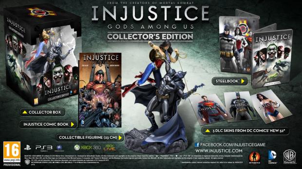 Une date de sortie pour Injustice : Les Dieux sont Parmi Nous