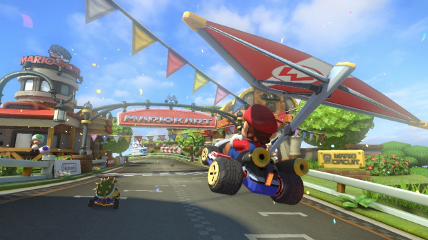 Rediffusion du Nintendo Direct Mario Kart 8