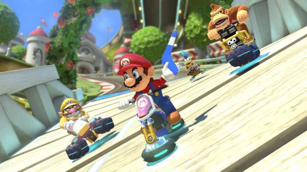 Et de 2 millions pour Mario Kart 8 !