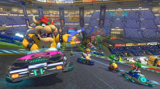 Mario Kart 8 bat des records sur Wii U