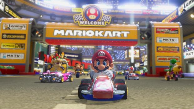 Un concours Mario Kart 8 pour remporter Super Smash Bros.