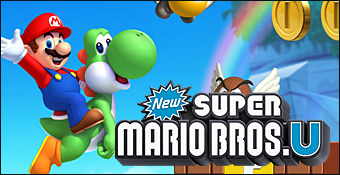 New Super Mario Bros. U - E3 2012