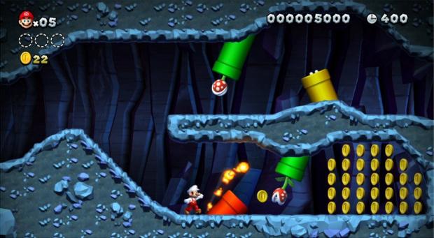 Images de New Super Mario Bros. U