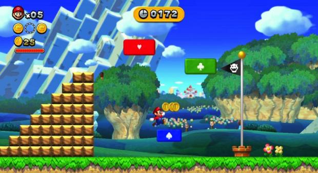 Pas de 1080p pour New Super Mario Bros. U ?