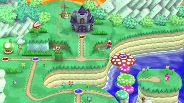New Super Mario Bros. U : Infos sur les modes de jeu