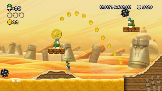 New Super Luigi U aussi en stand-alone