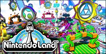 NintendoLand - E3 2012