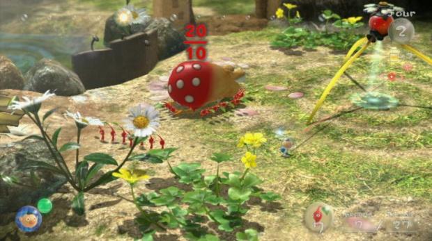 Un nouveau DLC pour Pikmin 3