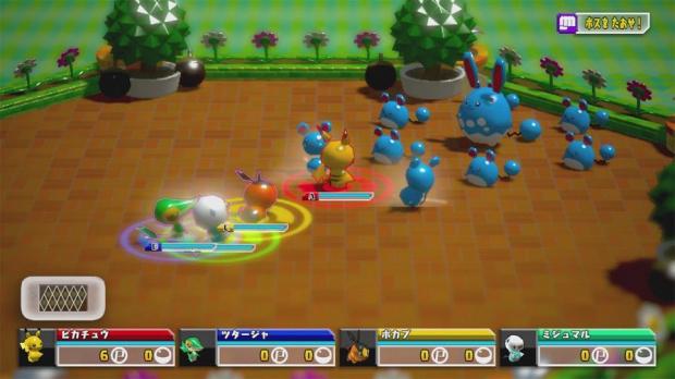 Date de sortie de Pokémon Scramble U