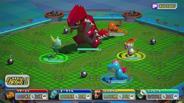 Pokémon Scramble U devient Pokémon Rumble U