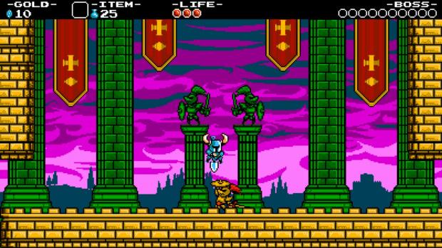 Shovel Knight enfin dispo chez Nintendo