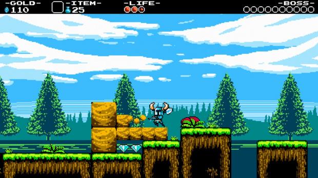 Shovel Knight en novembre sur 3DS et Wii U