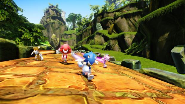 Sonic Boom daté, avec quelques précisions