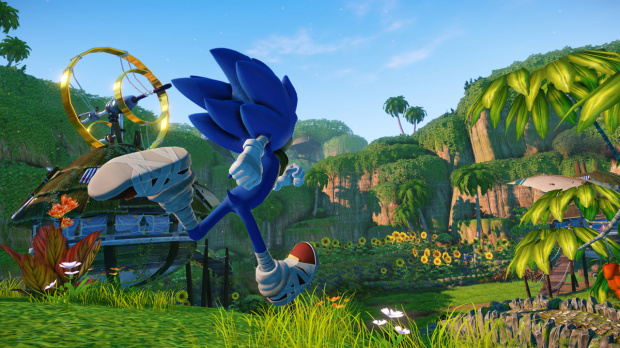 Sonic Boom : Rise of Lyric avancé