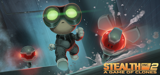 Stealth Inc 2 : A Game of Clones - PAX Prime 2014