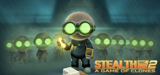 Stealth Inc. : A Game of Clones