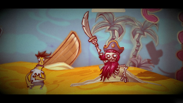 Stick it to the Man annoncé sur Wii U
