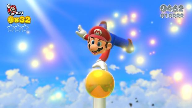 1 heure de Super Mario 3D World en coop