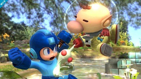 Pas de Story mode dans Super Smash Bros. Wii U