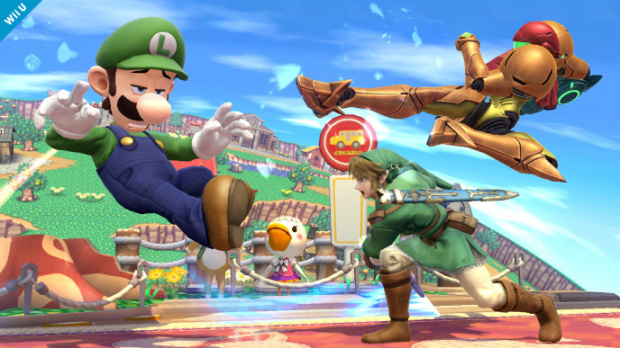 Super Smash Bros. cet été sur 3DS, cet hiver sur Wii U