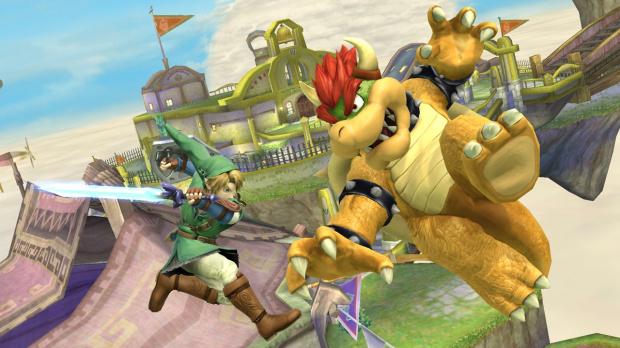 Super Smash Bros. for Wii U plus précommandé que Mario Kart 8