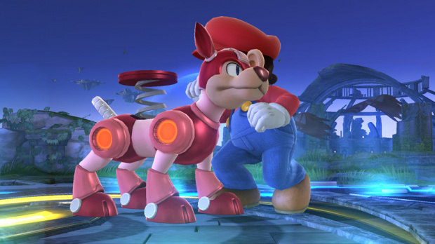 Images de Super Smash Bros. Wii U et 3DS