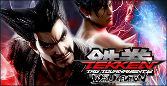 Tekken Tag Tournament 2 - TGS 2012