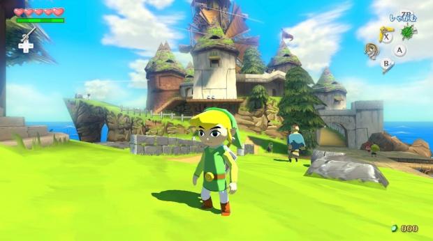 Quelques détails sur le Hero Mode de Wind Waker HD