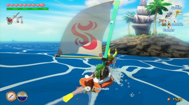 Résultat du concours Zelda : Wind Waker HD