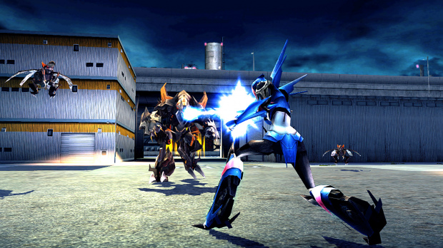 Images de Transformers Prime