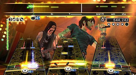 Images de Rock Band AC/DC Live