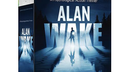 Alan Wake pour le 25 mai aux USA ?