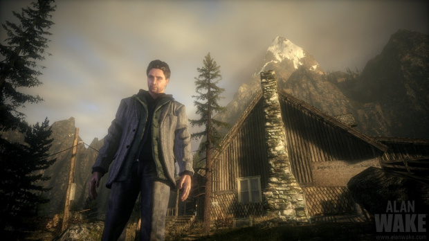Alan Wake en exclusivité sur 360