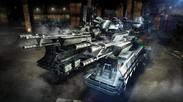 Images de Armored Core V