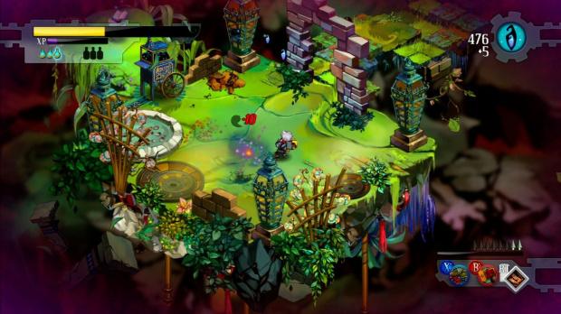Bastion à moitié prix sur Xbox Live