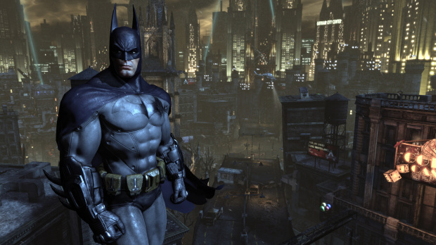 Nightwing jouable dans Batman Arkham City ?