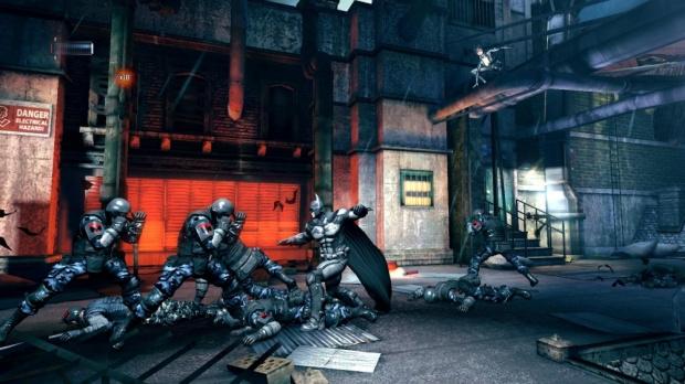 Batman Blackgate Deluxe trouve sa date de sortie