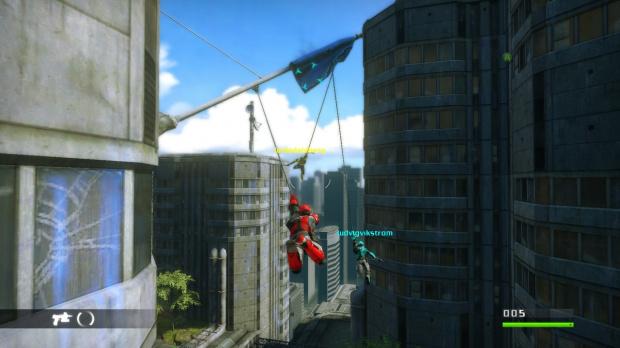 Images de Bionic Commando