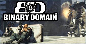 Binary Domain - GC 2011