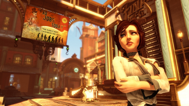 Bioshock Infinite : Le casting vocal