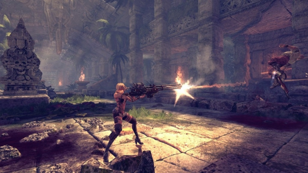 E3 2011 : Blades of Time, le retour d'Ayumi sans son string