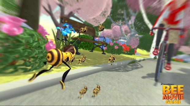 Bee Movie vient butiner sur le Live