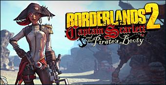 Borderlands 2: Le Capitaine Scarlett et son Butin de Pirate