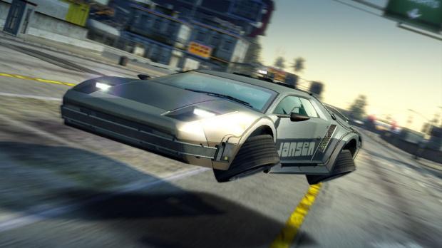Burnout Paradise : un pack Legendary Cars pour 2009