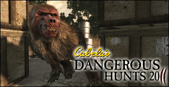 Cabela's Dangerous Hunt 2011