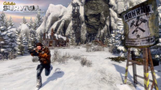 Images de Cabela's Survival : Shadow of Katmai