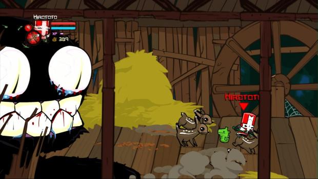 Enfin un patch pour Castle Crashers