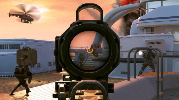 Black Ops 2 se vendrait moins que Modern Warfare 3