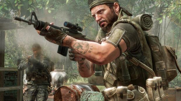 Call of Duty : Black Ops se promène dans la nature